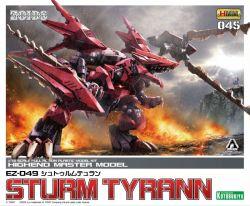 HMM Zoids EZ-049 Sturm Tyrann