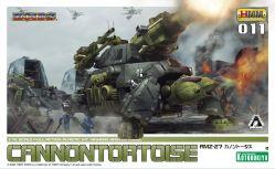 HMM Zoids RMZ-27 Cannon Tortoise