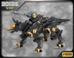 HMM Zoids RZ-046 Shadow Fox (Marking Plus Ver.)