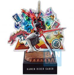 Ichibansho Figure Kamen Rider Saber (No.02 Feat.Legend Kamen Rider)