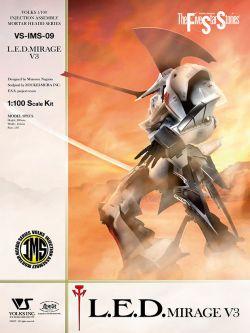 IMS 1/100 09 L.E.D Mirage V3