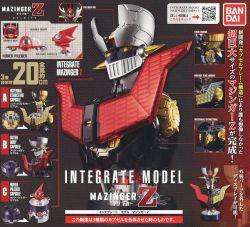 Intergrate Model Mazinger Z