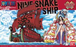 Kuja Pirate Ship - One Piece Grand Ship Collection