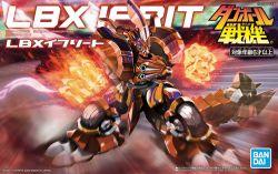 LBX 016 Ifrit (Efreet)