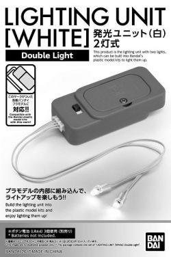 Lightning Unit White (Double LED)