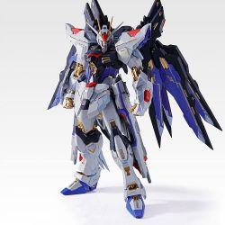 Metal Build Strike Freedom Gundam Soul Blue Ver.