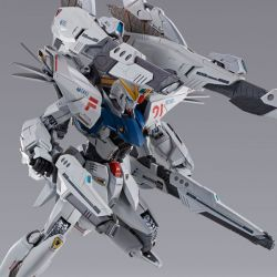 Metal Build Gundam F91 Chronicle White Ver.