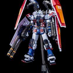 MG FA-78 Full Armor Gundam Thunderbolt Ver.Ka (Half Mechanical Clear)