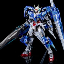 MG GN-0000/7S 00 Gundam Seven Sword/G (Clear Color)