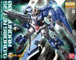 MG GN-0000/7S 00 Gundam Seven Sword/G