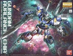 MG GN-001/hs-A01 Gundam Avalanche Exia Dash