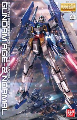 MG Gundam AGE-2 Normal