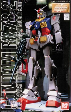 MG RX-78-2 Gundam