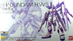 MG RX-93-2 Hi-Nu Gundam Ver.Ka Heavy Weapon System (Mechanical Clear)