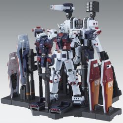 MG Weapon and Armor Hangar for Full Armor Gundam Thunderbolt Ver.Ka