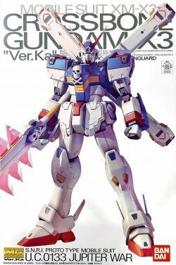 MG XM-X3 Crossbone Gundam X3 Ver.Ka