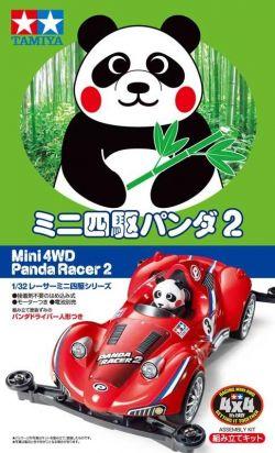 Mini 4WD Panda Racer 2 (Super-II Chassis)