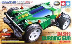 Mini 4WD PRO Dash 2 Burning Sun (MS Chassis)