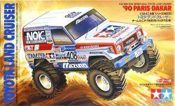 Mini 4WD Toyota Land Cruiser Team ACP 1990 Paris-Dakar Spec