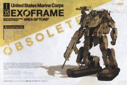 MODEROID 1/35 USMC EXOFRAME: Reconnaissance Equipment