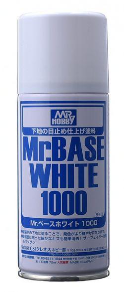 Mr. Base White 1000 Spray 170ml