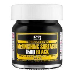 Mr. Finishing Surfacer 1500 Black 40ml