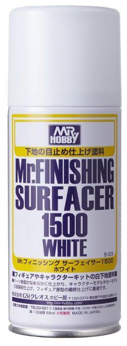 Mr. Finishing Surfacer 1500 White Spray 170ml