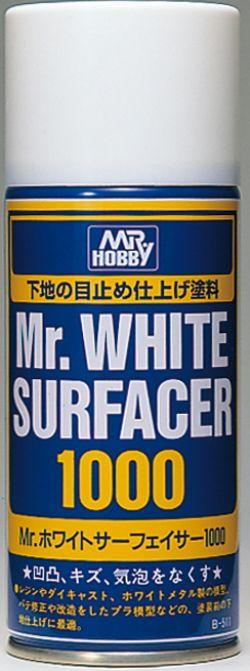 Mr. White Surfacer 1000 Spray 170ml