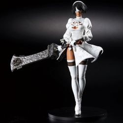 NieR:Automata Statuette - 2B (YoRHa No. 2 Type B) 2P Color ver.