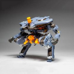 RB-05 CARBE Universal Color Ver. Action Figure