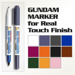 Gundam Marker for Real Touch Finish