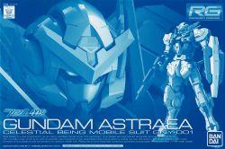 RG GNY-001F Astraea Parts Set for RG GN-001 Gundam Exia