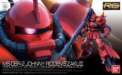 RG MS-06R-2 Zaku II Johnny Ridden Custom