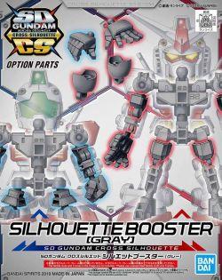 SD Gundam Cross Silhouette Booster (Gray)