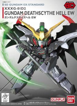 SD Gundam EX-Standard Gundam Deathscythe Hell Custom