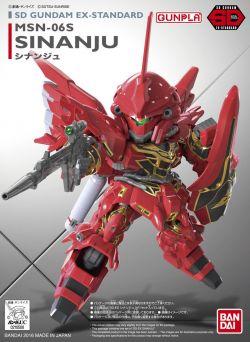 SD Gundam EX-Standard Sinanju