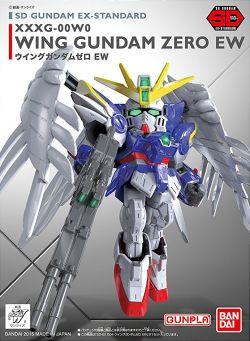 SD Gundam EX-Standard Wing Gundam Zero Custom