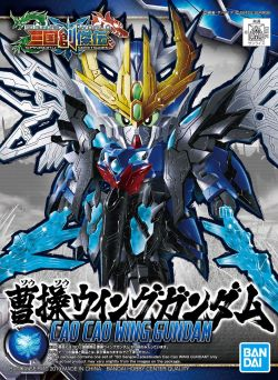 SD Sangoku Soketsuden 04 CaoCao Wing Gundam