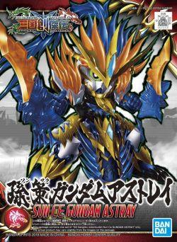 SD Sangoku Soketsuden 18 SunCe Gundam Astray