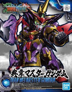 SD Sangoku Soketsuden 26 DianWei Master Gundam