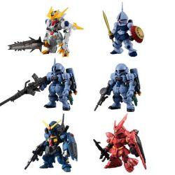 Shokugan Gundam Converge FW 10th Anniversary # Selection 01 (set)