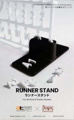 Tag Art Runner Clip (+ Gel Pad Sticker Gift Event)