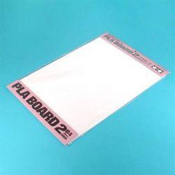 Tamiya Pla-Board B4 Size (2mm) 2pc