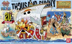 Thousand Sunny Memorial Color Ver - One Piece Grand Ship Collection