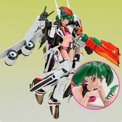 Variable Fighter Girls VF-25F Messiah Ranka Lee