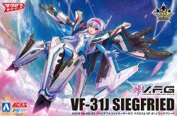 Variable Fighter Girls VF-31J Siegfried