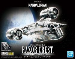 Vehicle Model Razor Crest (Silver Coating Ver.)