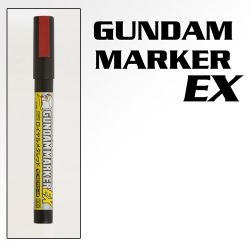 XGM03 Royal Metallic Red Gundam Marker EX