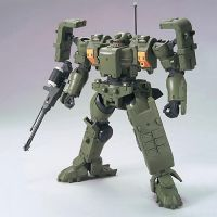1/100 MSJ-06II-A Tieren Ground Type