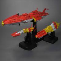 1/1000 Combined Cosmo Fleet Set 1